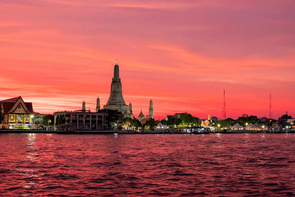 Prima settimana di viaggio : Bangkok