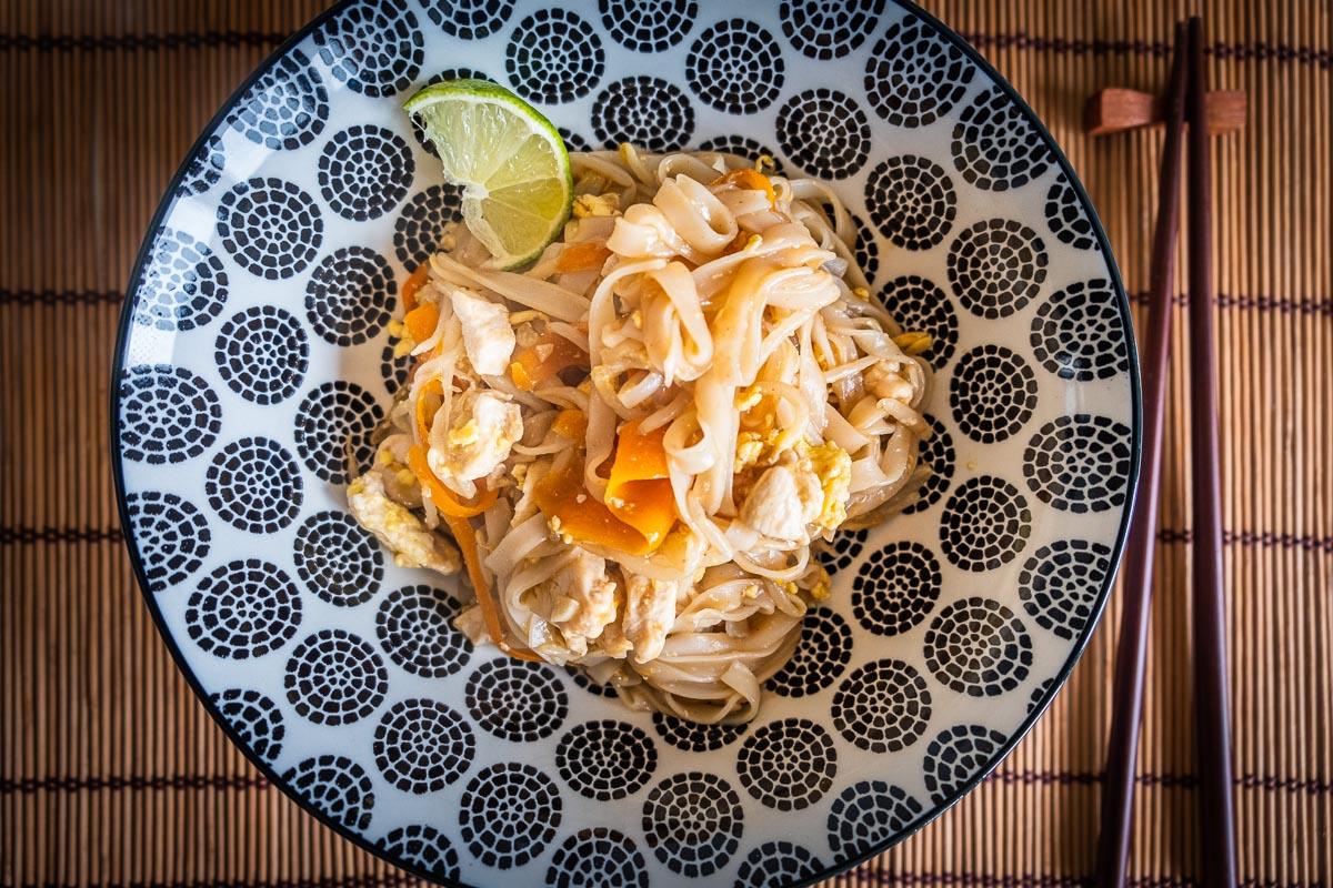 Ricette dal mondo: Pad Thai