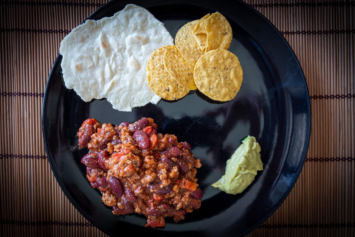 Ricette dal mondo: Chili messicano