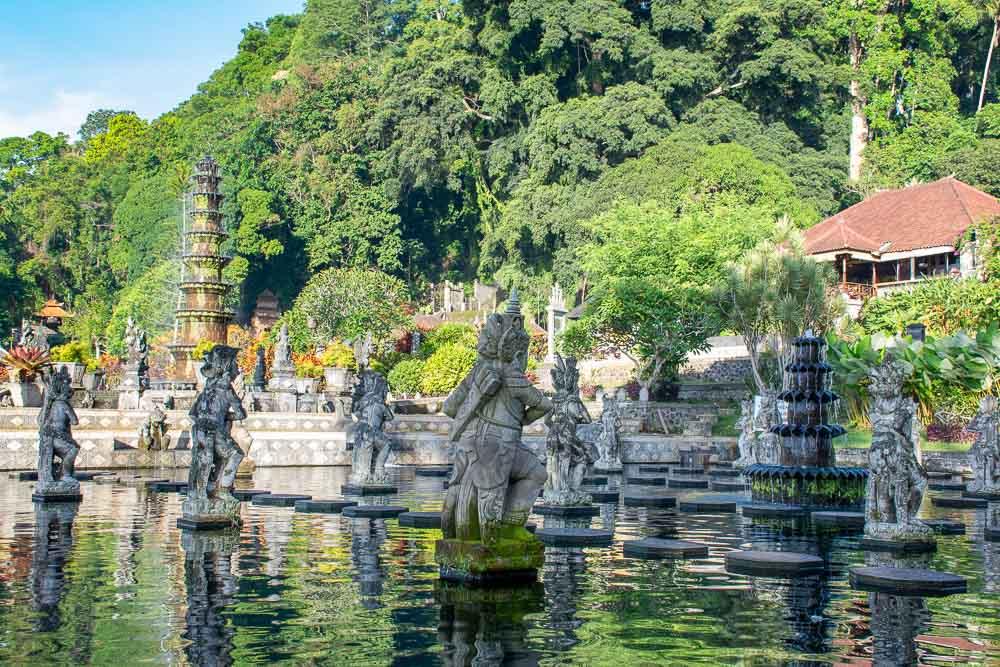 Cosa vedere a Bali Tirta Gangga