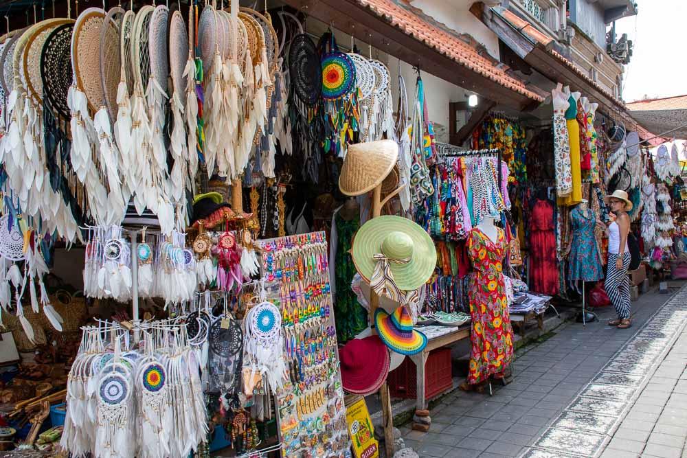Cosa Vedere a Bali mercato di Ubud