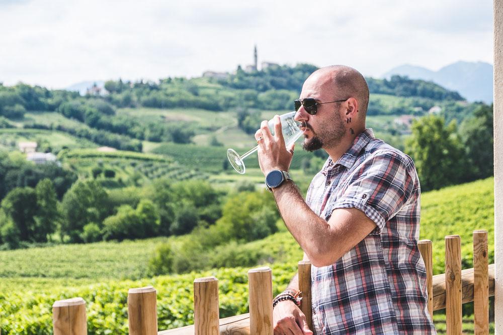 Cantine del Prosecco Borgo Antico 2 Cuori in Viaggio
