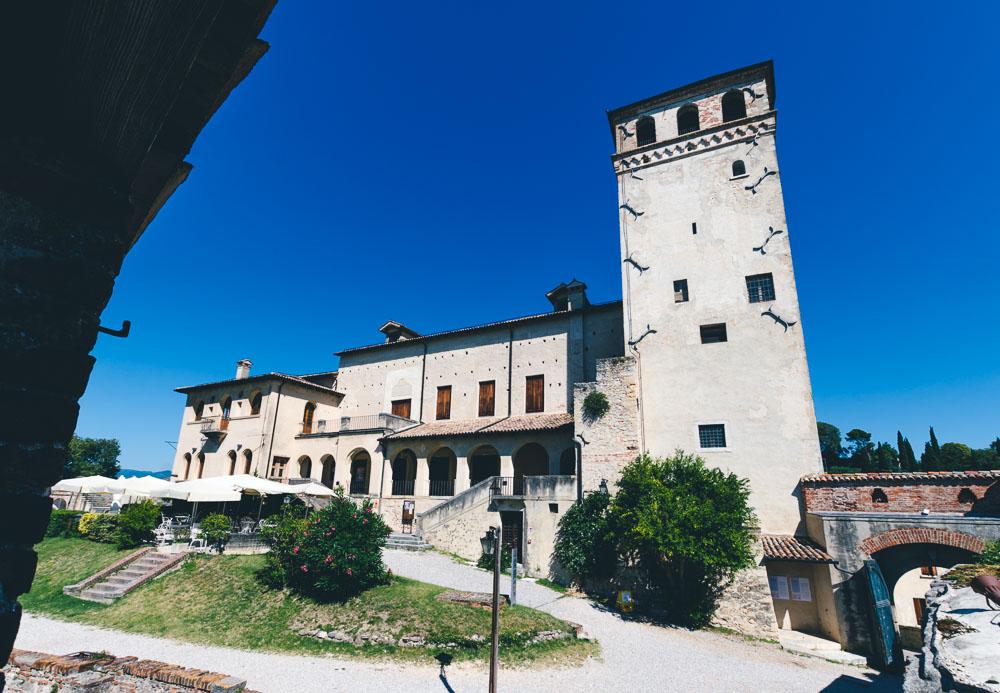 Castello di Asolo 2 Cuori in Viaggio