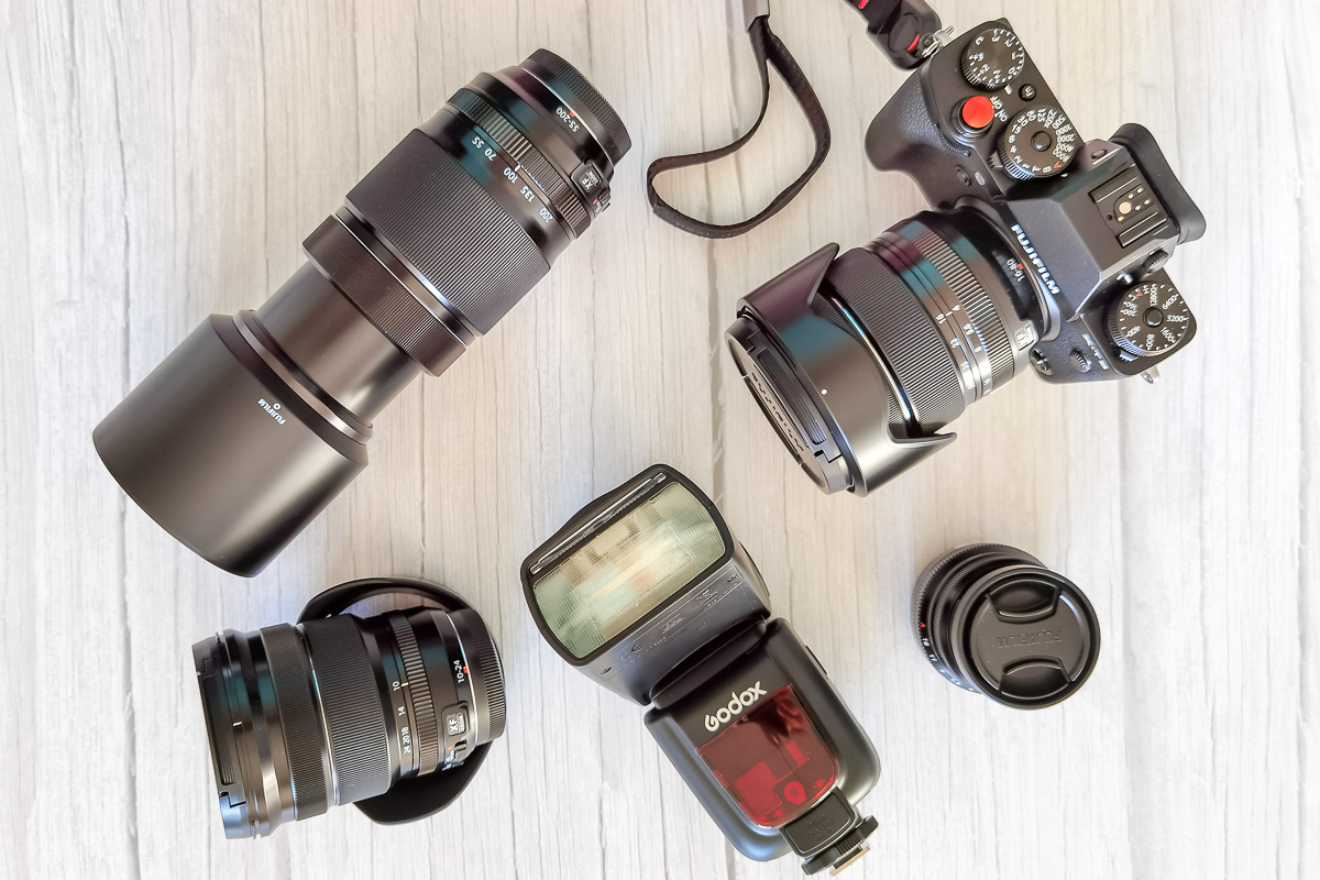 Abbandono Nikon per passare a Fujifilm