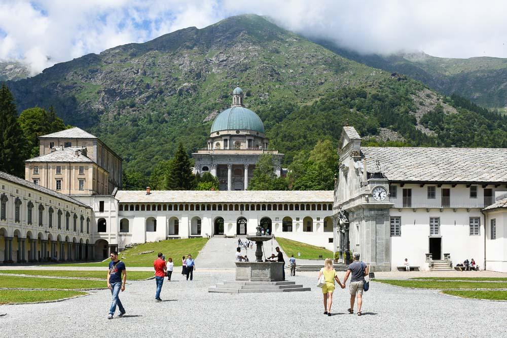 Weekend in Piemonte Santuario di Oropa 2 Cuori in Viaggio