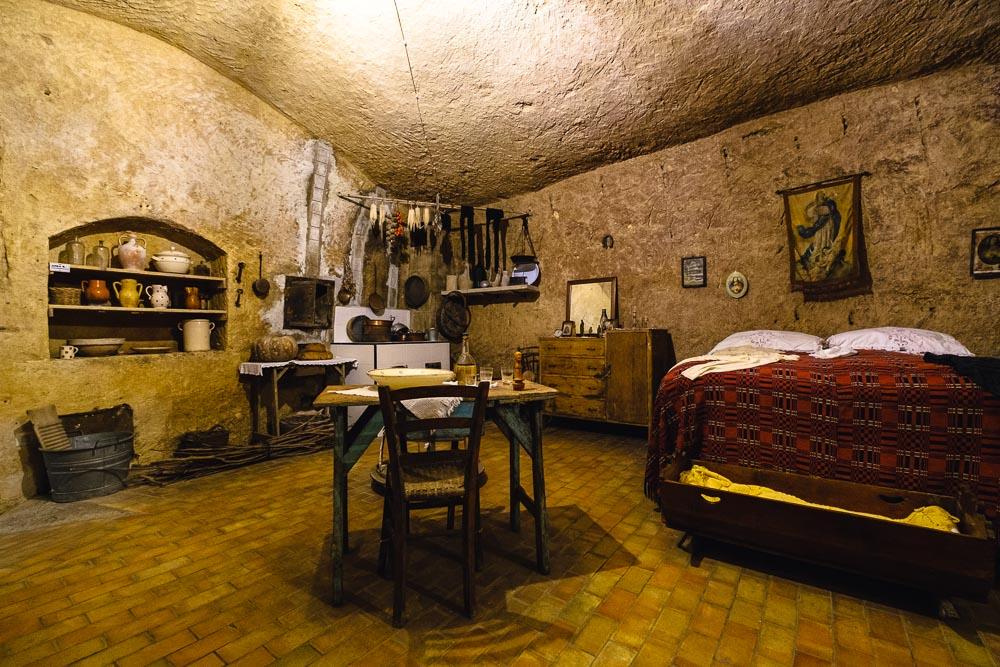 Cosa vedere a Matera in 2 giorni Casa grotta 2 Cuori in Viaggio