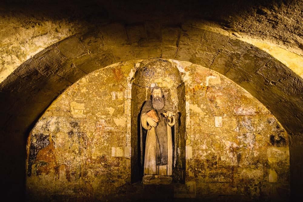 Cosa vedere a Matera in 2 giorni Chiesa Rupestre Sant'Antonio Abate