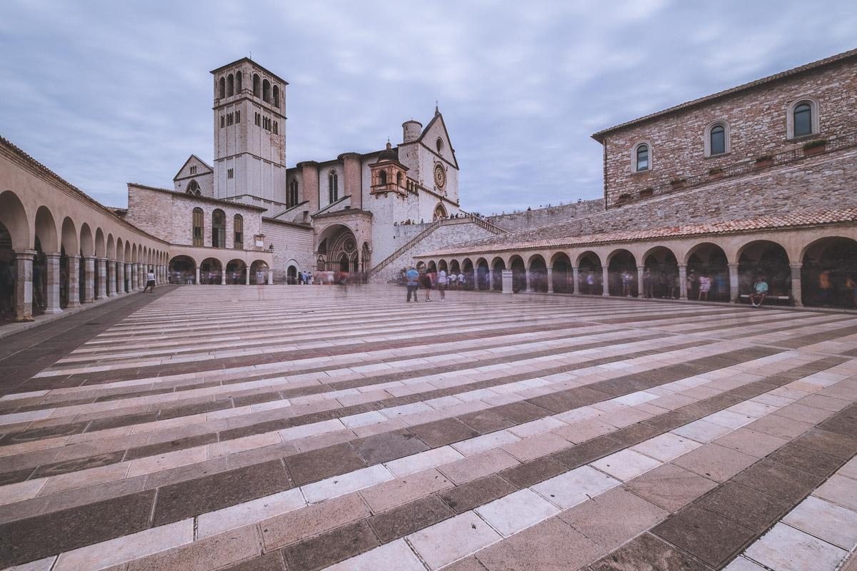 Cosa vedere ad Assisi: la città di San Francesco