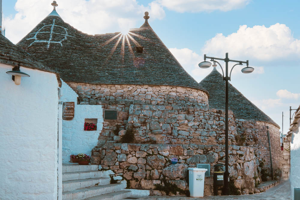 Trullo Siamese Alberobello