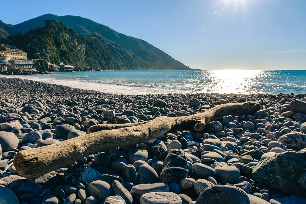 Cosa vedere a Camogli Spiaggia 2 Cuori in Viaggio