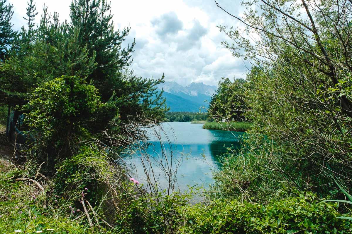Cosa vedere in Val di Susa Lago di Orfù