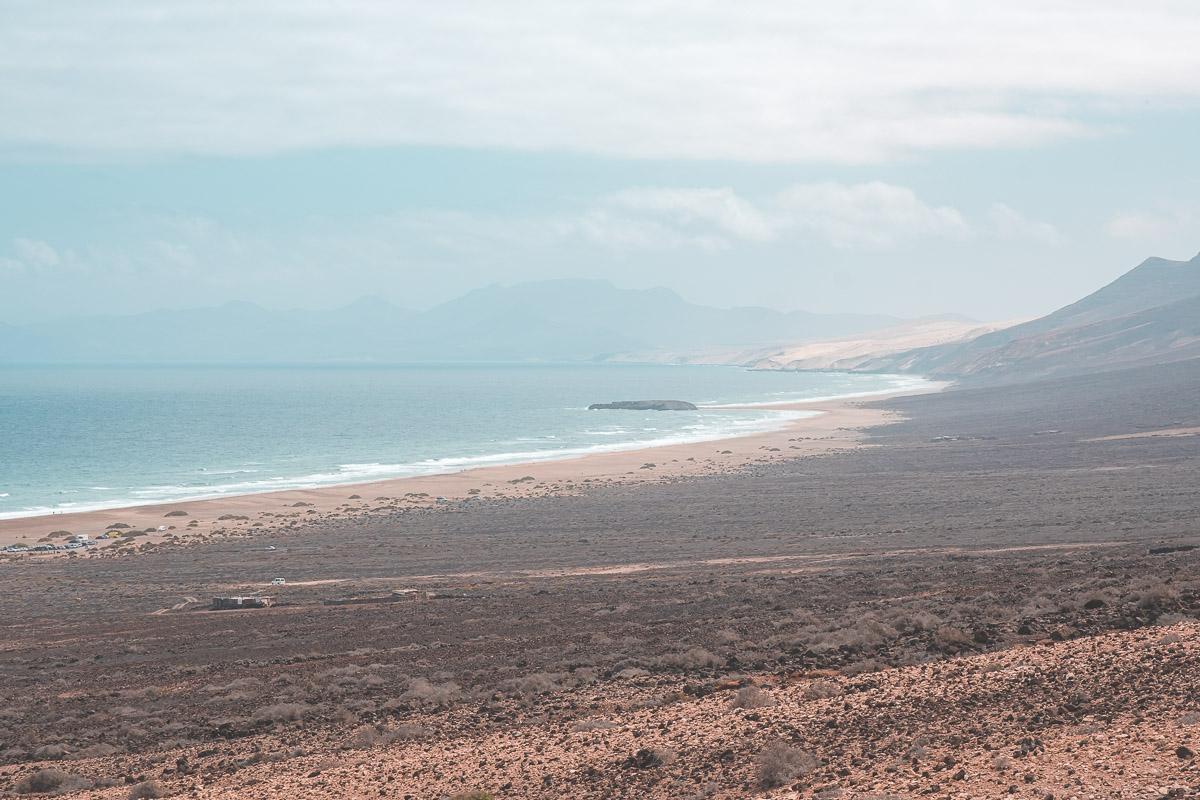 Cosa vedere a Cofete la spiaggia più selvaggia di Fuerteventura