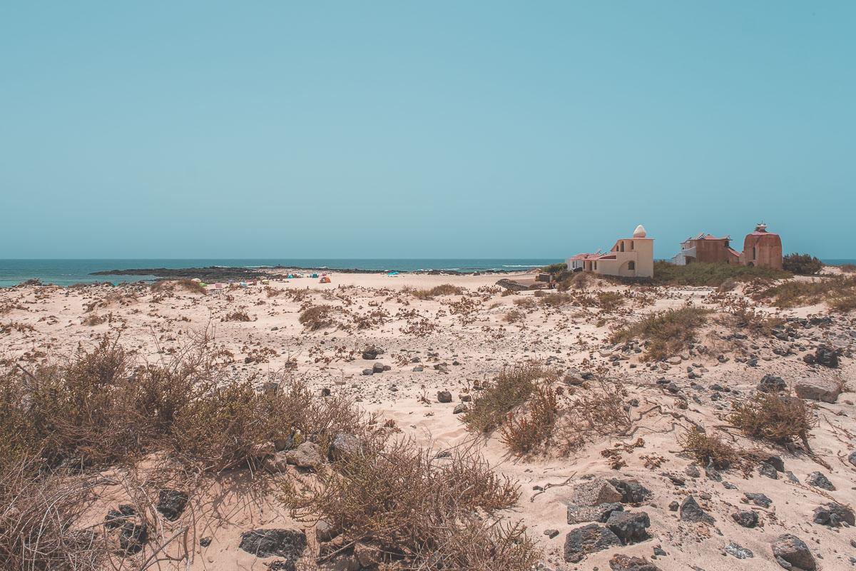 Spiagge a Fuerteventura Playa La Concha