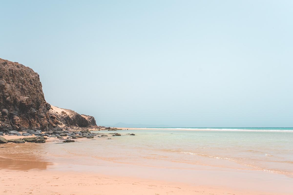 Le più belle spiagge a Fuerteventura con il mare calmo