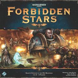 Portada Forbidden Stars