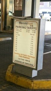 Cheapest Parking