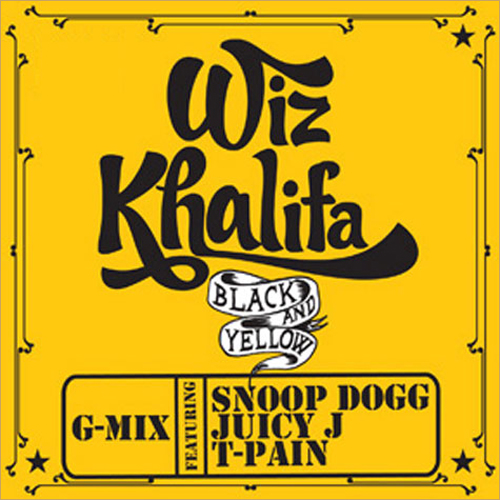 Wiz Khalifa – Black & Yellow (G-Mix) f. Snoop Dogg, Juicy J & T-Pain