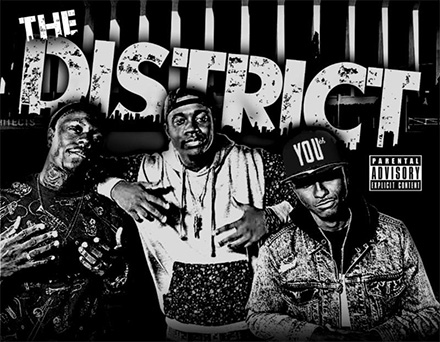 the district cover