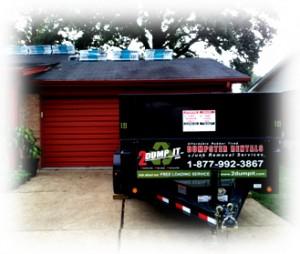 Roofing Dumpster