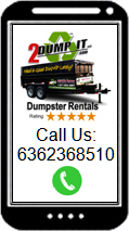 Call to Schedule Your Next DUMPSTER