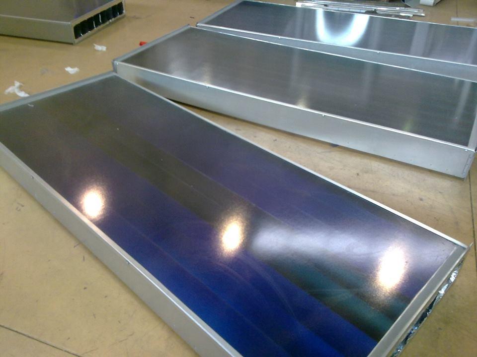 panneaux thermiques air air