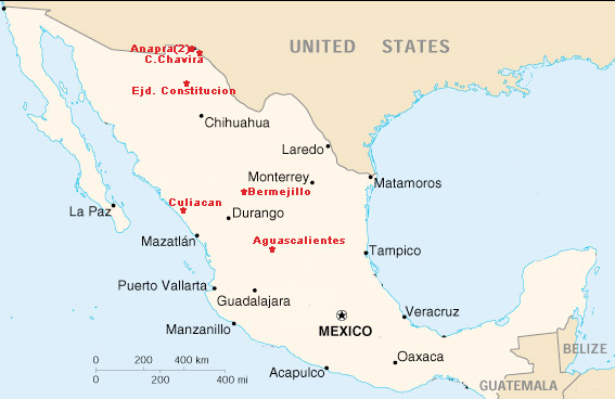 Map-Mex