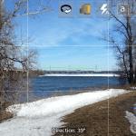 Open Camera UI