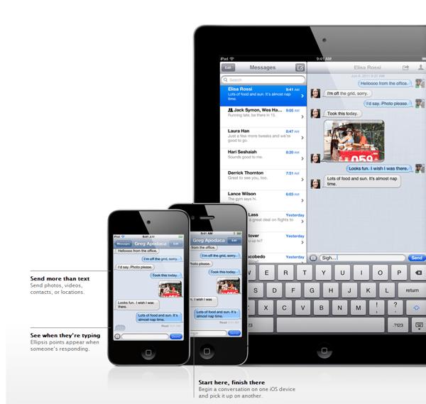 Ios messagesCapture