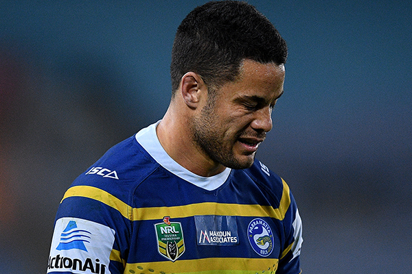 Jarryd Hayne interviewed by police, reportedly over rape allegation