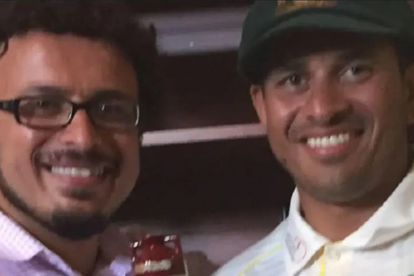 Usman Khawaja's brother 'framed love rival with terror plot'