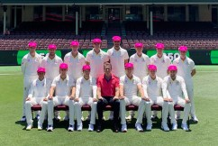 McGrath Foundation sets 'lofty goal' for this year's Pink Test