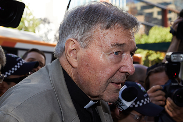 Cardinal George Pell sentenced to six years in jail