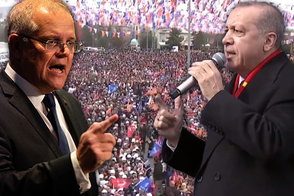 ANCs of Australia, New Zealand Slam Erdogan's Threat
