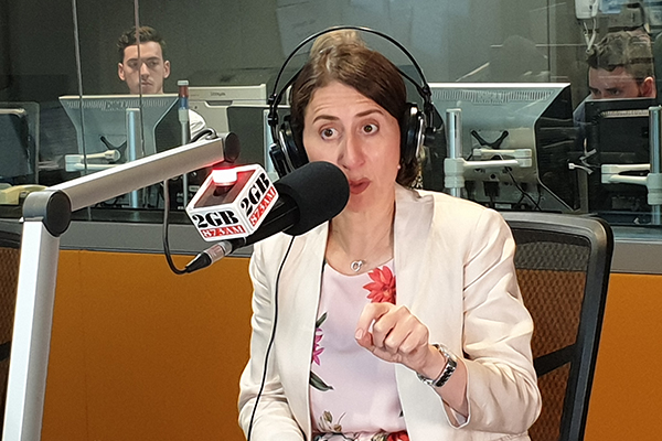 Gladys Berejiklian Becomes First Woman Elected Premier of NSW