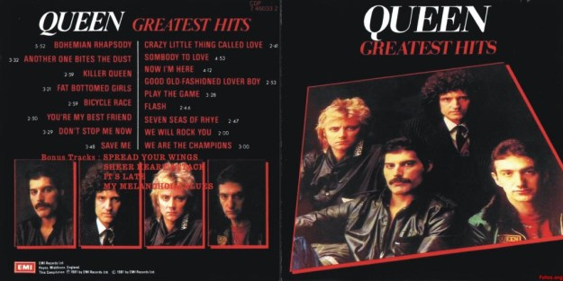 Queen's Greatest Hits