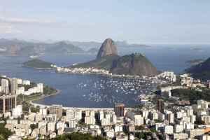 La crique de Botafogo aujourd'hui.