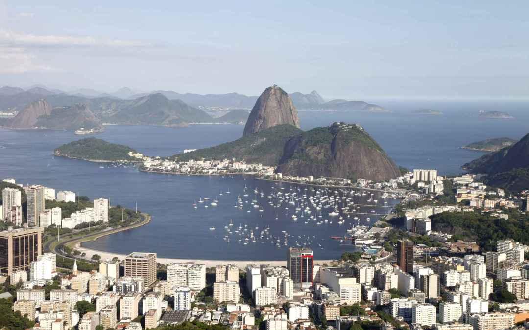 Rio de Janeiro, à l'état sauvage