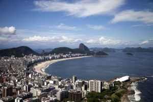 Copacabana, aujourd'hui