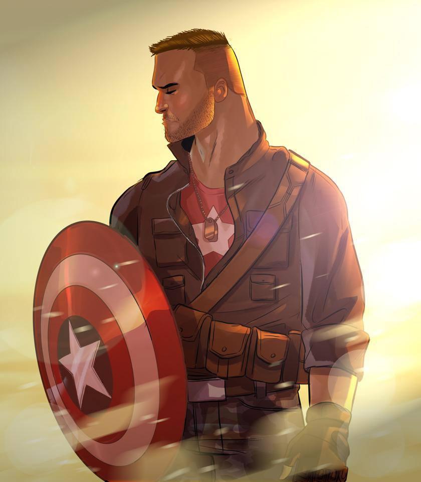 Avengers Hipster