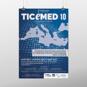 Affiche Ticemed 10