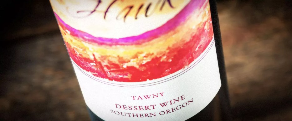 2Hawk Vineyard and Winery Dessert Wine