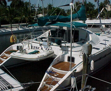 Used Lagoon 42 Catamaran For Sale VINGA III