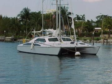 Used Kelsall Tango 40 Catamaran For Sale Ragamuffin