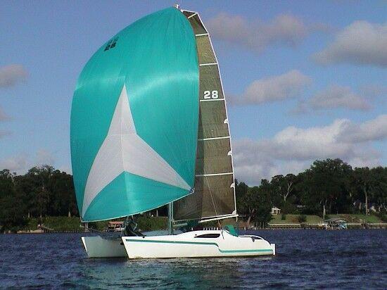 Used Dakota 33 Catamaran For Sale Demo