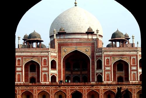 Humayan Tomb, Delhi