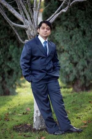 Prem Singh, founder of dbcurve