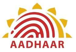Aadhaar logo--UID logo