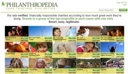 MyPhilanthropedia