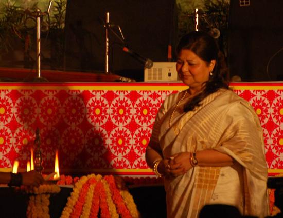Mrs. Shubhalakshmi Khan