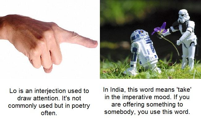 Same Words